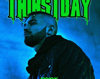 """Physical CD """"THIRSTDAY"""""""