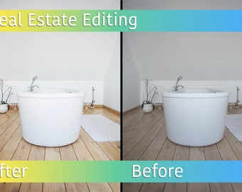 Real Estate Photo Editing - Photo Manipulation -