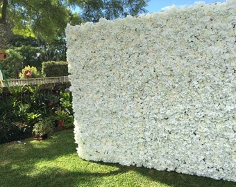 Flower wall rental in South Florida