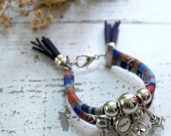 Stackable Bracelet [Semi Etnic 1]