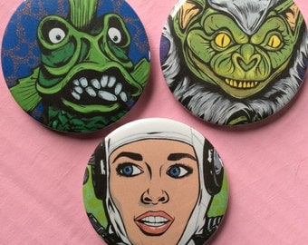 MST3K Buttons