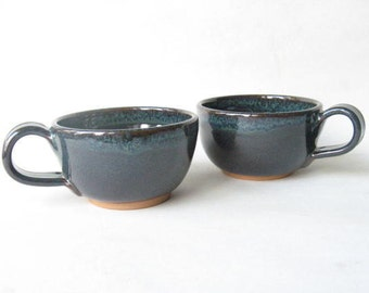 Cappuccino Cups 8 oz. Set of 2