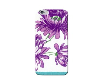 Vintage Floral Fabric iPhone 7 Case, iPhone 6 Case, iPhone Cases, iPhone Plus Case, Galaxy S7 Case, Galaxy S7 Edge Case, Galaxy S6 Case