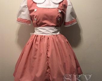 Little Sister Infinite Pink Dress