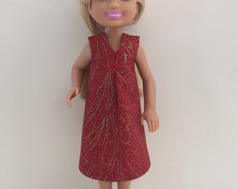 Handmade Chelsea and Friends Size Clothes Dress Designs by P D Reneau (Q815)