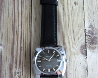 Vintage Swiss Made Waltham Men or Women Wrist Watch by avintageobsession on etsy...FREE USA Shipping...20% Discount