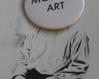 Modern Art Pin