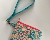 Small Zippered Case - Great for Weight Watchers calculator READY TO SHIP