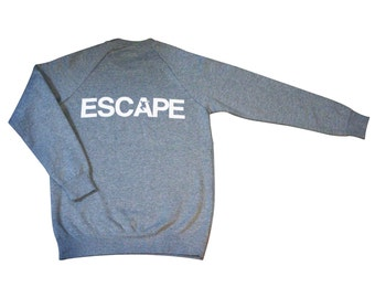 REACH / ESCAPE Parkour Sweatshirt - Athletic Grey
