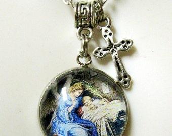 Guardian angel necklace - AP28-015