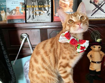 Kentucky Derby Pet Bow Tie - 2 choices