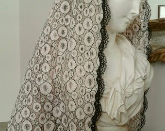 Pink Mantilla in Honour of Saint Humilitas, Easter, Spring, Veil