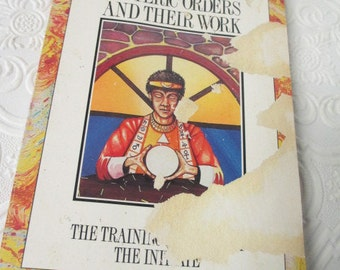 Dion Fortune's Esoteric Orders and Their Work and the Training and Work of the Initiate  - Vintage Book 1987