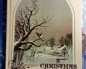 Christmas Posy Hardback Book
