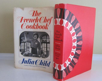 1969 The French Chef Cookbook By Julia Child