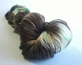 Autumn Trail hand dyed superwash merino/nylon fingering/4ply/sock yarn