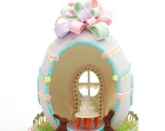 Easter Egg House Kit ~Brand New!