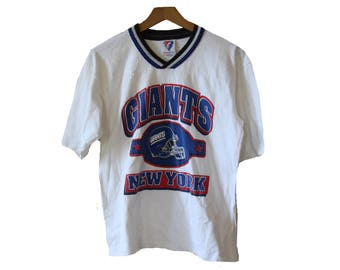 Vintage New York Giants Tshirt Size Medium