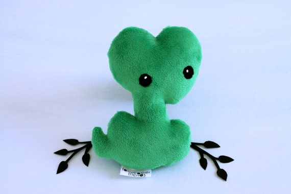 Snake Plushie. Serpent Softie, Cunning Snake Plush, Stuffed Snake Toy, Sly Snake, Boa Softie, Reptile Plush, Python Toy, Cute Green Snake