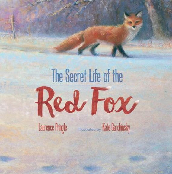 The Secret Life of the Red Fox, signed copy