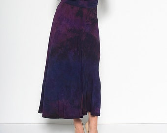Extra long skirt | Etsy