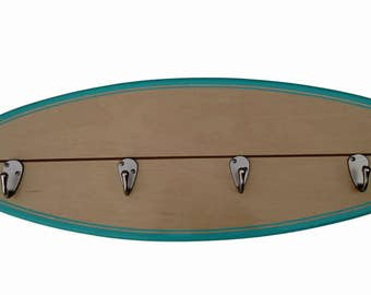 Surfboard Coat Rack 36 Inch or 48 Inch