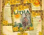 LITHA SUMMER SOLSTICE Sabbat Ritual Spell, Digital Download, Wicca, Book of Shadows, Ritual, Spell,Pagan, White Magick, Wicca , Witchcraft