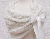 Wedding shawl,Crochet Shawl, Blush Shawl, Bridal Shawl, Wrap, Bolero, Shrug, Winter Wedding, Blush Shawl, Blush Shrug, Blush Bolero