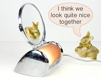 Lighted Mirror Etsy