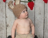 Toddler Bunny hat Photography prop (33 colors available nb, 1-3mos, 3-6mos, 6-12mos)