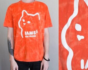 IAMS cat food tshirt - XL