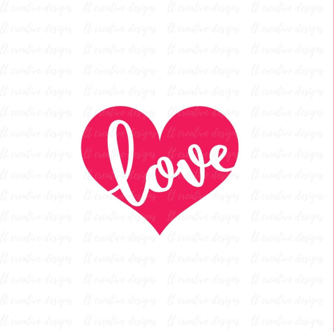 Download Valentine SVG Valentines Day SVG Love SVG Love Heart Svg