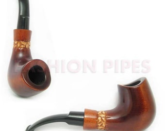 Wooden pipe-Tobacco pipe/pipes-Smoking Pipe / Pipes, Carved Wood Pipe/Pipes, Limited Edition...Best Gift for Pipe Smokers...