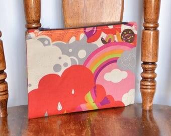 Zipper Pouch Pencil Pouch Zipper Wallet Zipper Bag Toiletry Bag Makeup Bag Cosmetic Bag Coin Purse All Purpose Pouch Makeup Pouch Pencil Bag