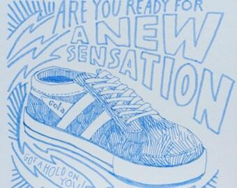 new sensation, 8x8