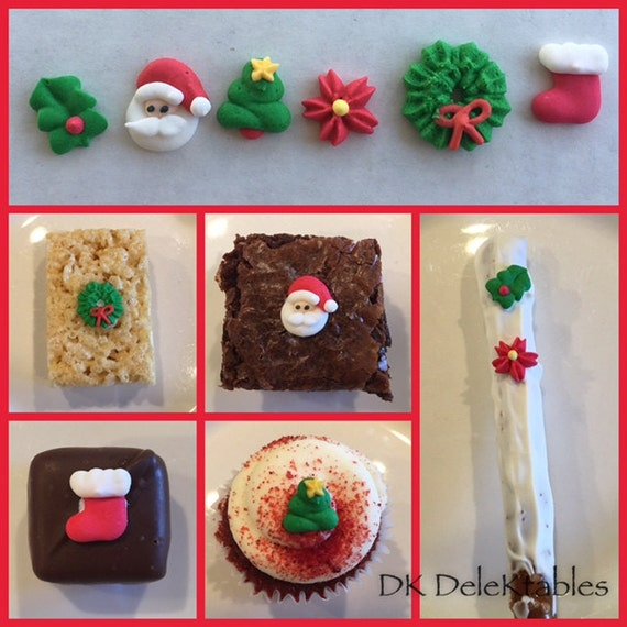 Sugar Lay-on Decorations