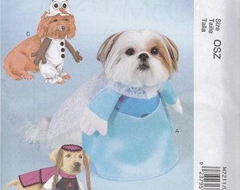 Dog Costume Pattern McCalls 7211 Uncut