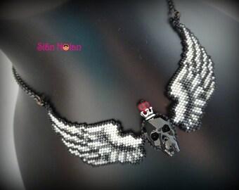 Wings - Brick Stitch Charts PDF