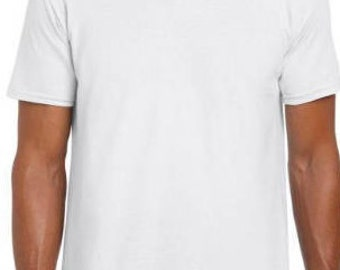 Short Sleeve T-shirt - Add your Graphics - Custom Graphics -  Design Yours