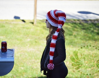 ALL SIZES Long Stocking Hat