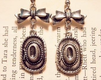 Cowboy Hat Earrings