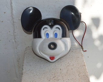 Mickey Mouse Camera/Made in U.S.A.