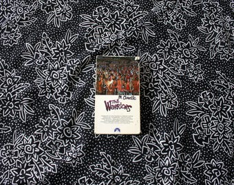 The Warriors VHS Tape. Gritty Violent Gang Cult Classic. Rare 1970s New York City Gang Life Movie. The Warriors Original VHS Release