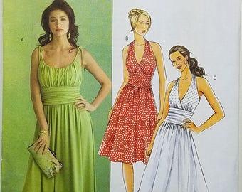 Misses' Dress Pattern. Uncut. Size FF 16, 18, 20, 22. Butterick B5029.