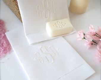 Monogrammed  Soap, Engraved Soap, Custom Soap