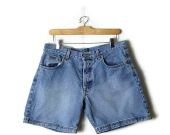 Vintage Calvin Klein Jeans Denim Shorts from 90's/W31*