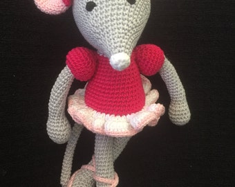 Milly the Ballerina Mouse