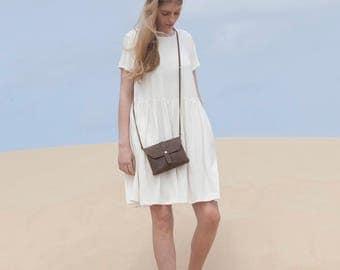 Small Leather Bag, Crossbody Bag, Women Wallet Clutch