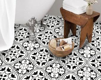 Encaustic Moroccan Kitchen Bathroom Stair Floor Tile Stickers