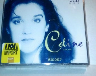 Celine Dion.Rare French double cd set.